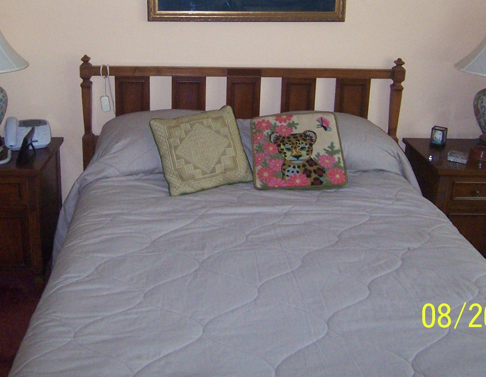 Full Size Headboard And Mattress In Poohbeau S Garage Sale Atlanta Ga Full Size Headboard Headboard Sale House