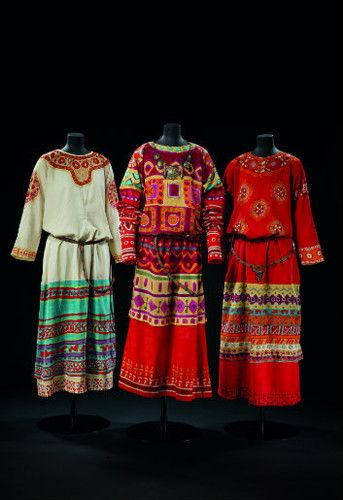rite of spring ballet costumes