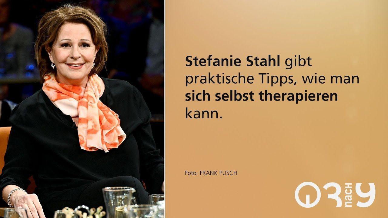 Stefanie Stahl Uber Selbsttherapie 3nach9 Youtube In 2020 Therapie Praktische Tipps Bestseller Liste