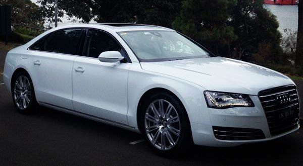 The Audi A8 Audi A8 Is A Perfect Executive Car To Arrive In Style