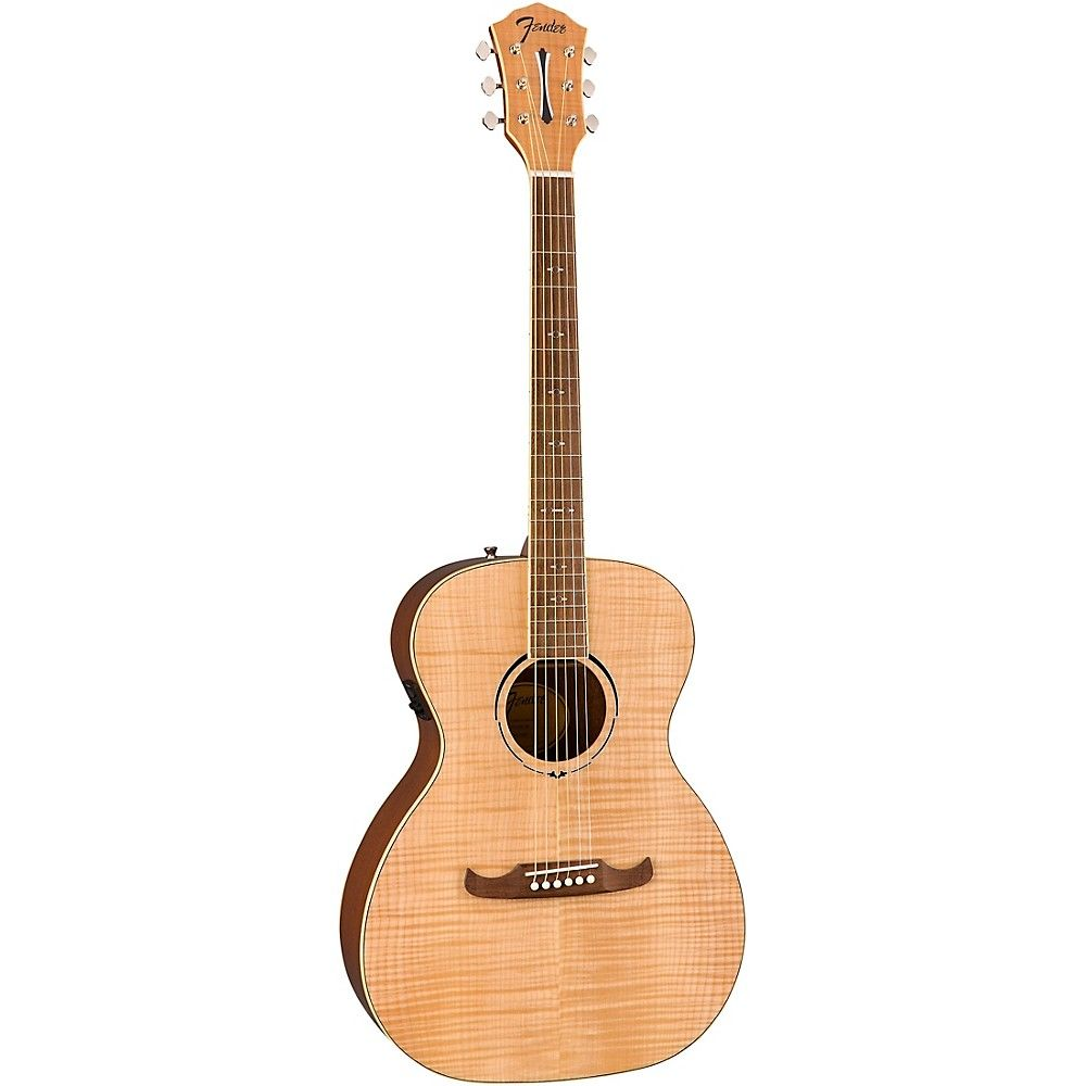 Fender Fa 235e Concert Acoustic Electric Guitar Acoustic Electric Guitar Guitar Fender Acoustic