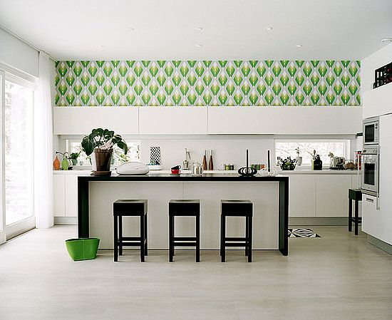 Charming Do You Have Wallpaper In Your Kitchen?