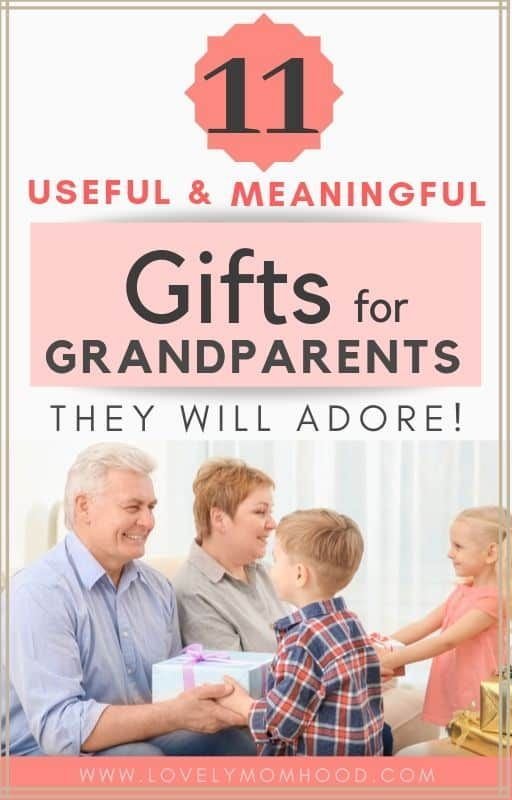 Photo of 11 Best Gifts for Grandparents for Any Occasion (Meaningful and Useful)