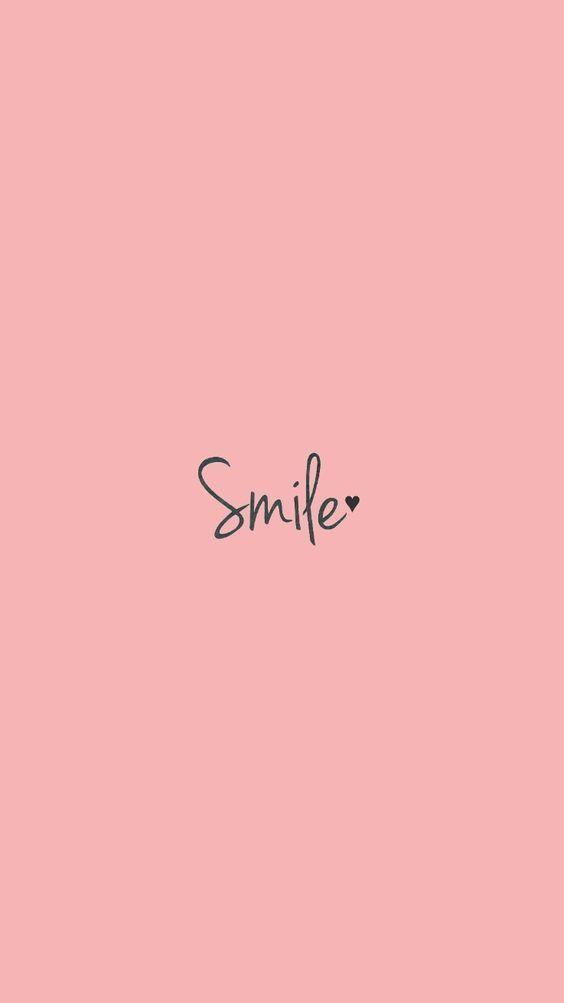 com frases motivacionais smile