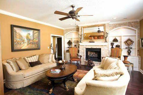 gorgeous living room design from nelson design group house plan ndg