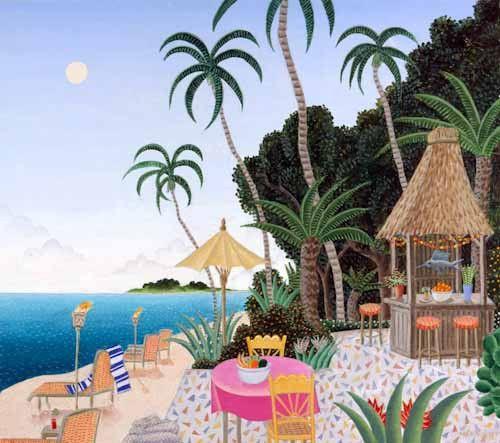 Thomas McKnight, Mexican Night