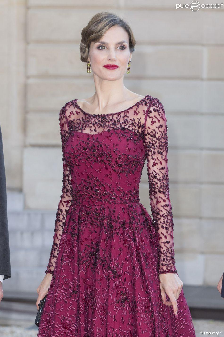 PHOTOS - Ségolène Royal arrivant à l\'Elysée le 2 juin 2015 pour le ...