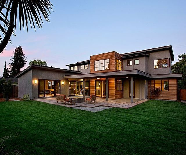 18 Awe Inspiring Modern Home Exterior Designs That Look Casual: La Parra II Residence Designed By Simpson Design Group