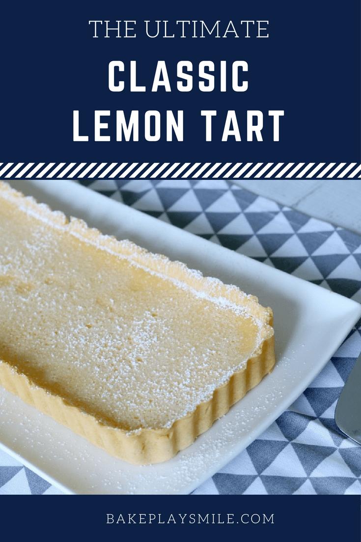 Classic Homemade Lemon Tart Recipe Winter Desserts Thermomix Desserts Easy Winter Dessert Recipes