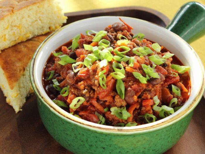 Fancy chili recipe trisha yearwood chili recipes and fancy dishes fancy chili recipe trisha yearwood food network forumfinder Image collections