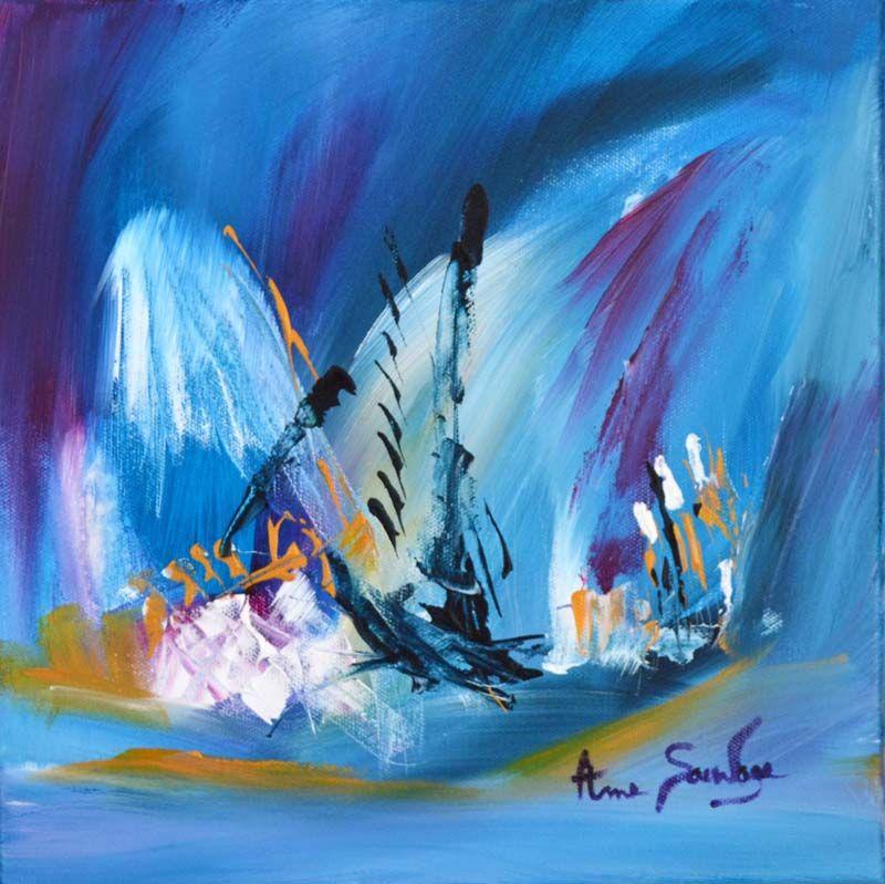 Ame sauvage artiste peintre contemporain de style for Tableau peinture contemporain
