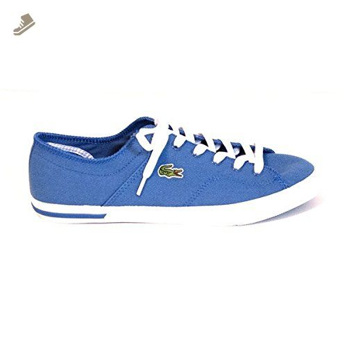 6f8869ef3381af Lacoste Women s Ramer Auo Blue Fashion Sneakers - Lacoste sneakers for women  ( Amazon Partner-Link)