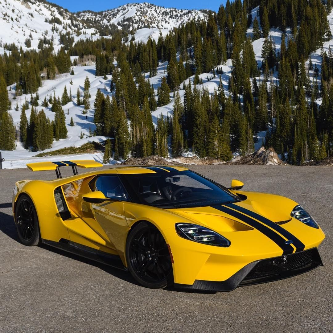 Exotic Car Rental Ford Gt: Cars & Motorcycles I Like