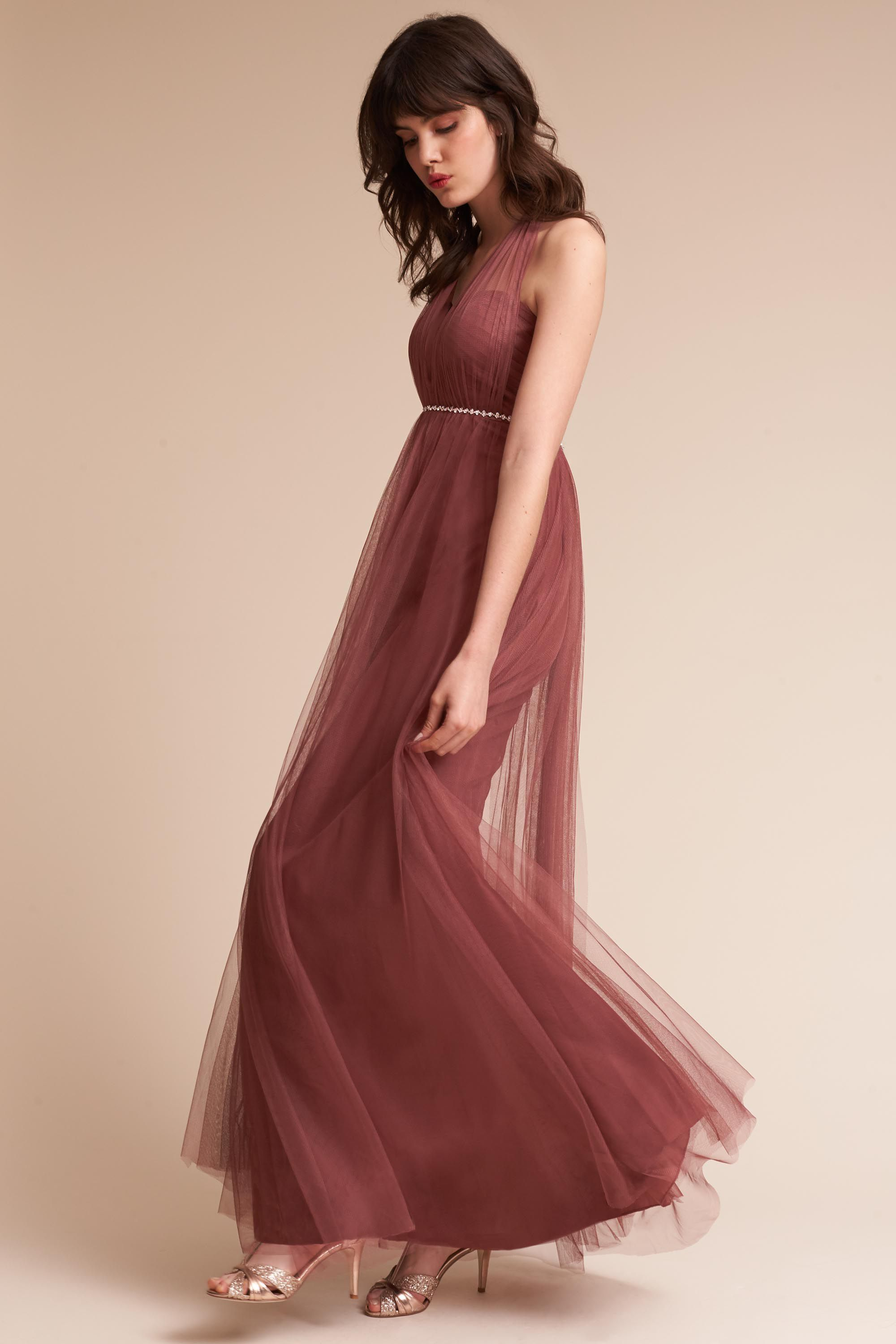 Annabelle dress from bhldn in cinnamon rose i prefer the bhldn annabelle dress in bridal party bridesmaid dresses ombrellifo Images
