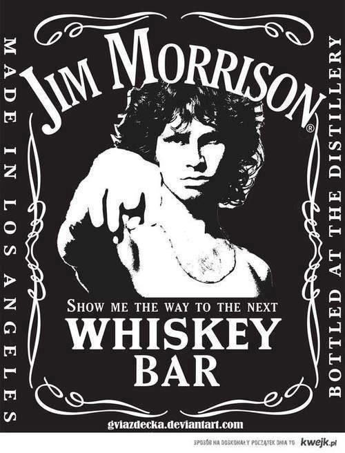 tell me the way to the next whiskey bar