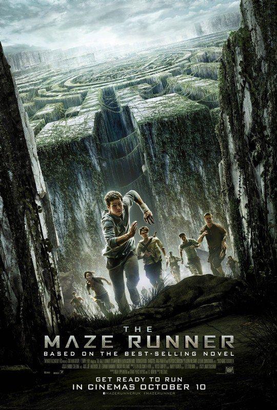 Cinema Maze Runner Correr Ou Morrer Maze Runner Filme Maze Runner Livros Maze Runner