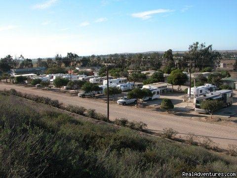 Caravan In Winter Months Posada Don Diego R V Park