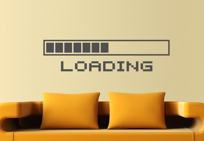 loading... | For the Home | Pinterest | Wall decals, Game rooms and ...