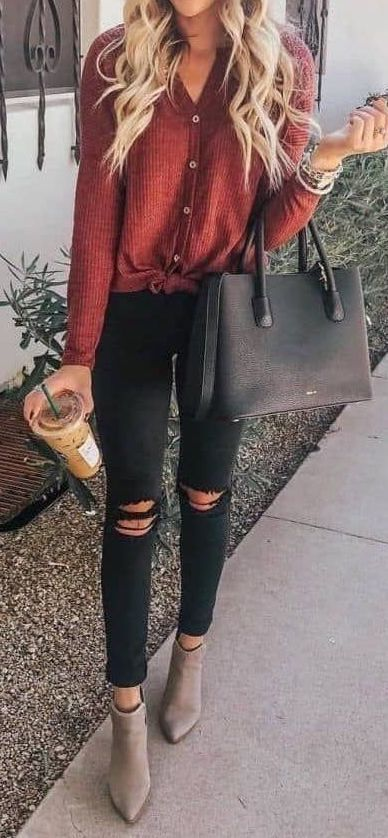 36 Casual Everyday Outfits Winter – ClassyStylee