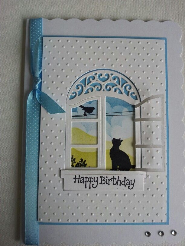 Clarity Stamps Embossing Folders And Spellbinders Windows