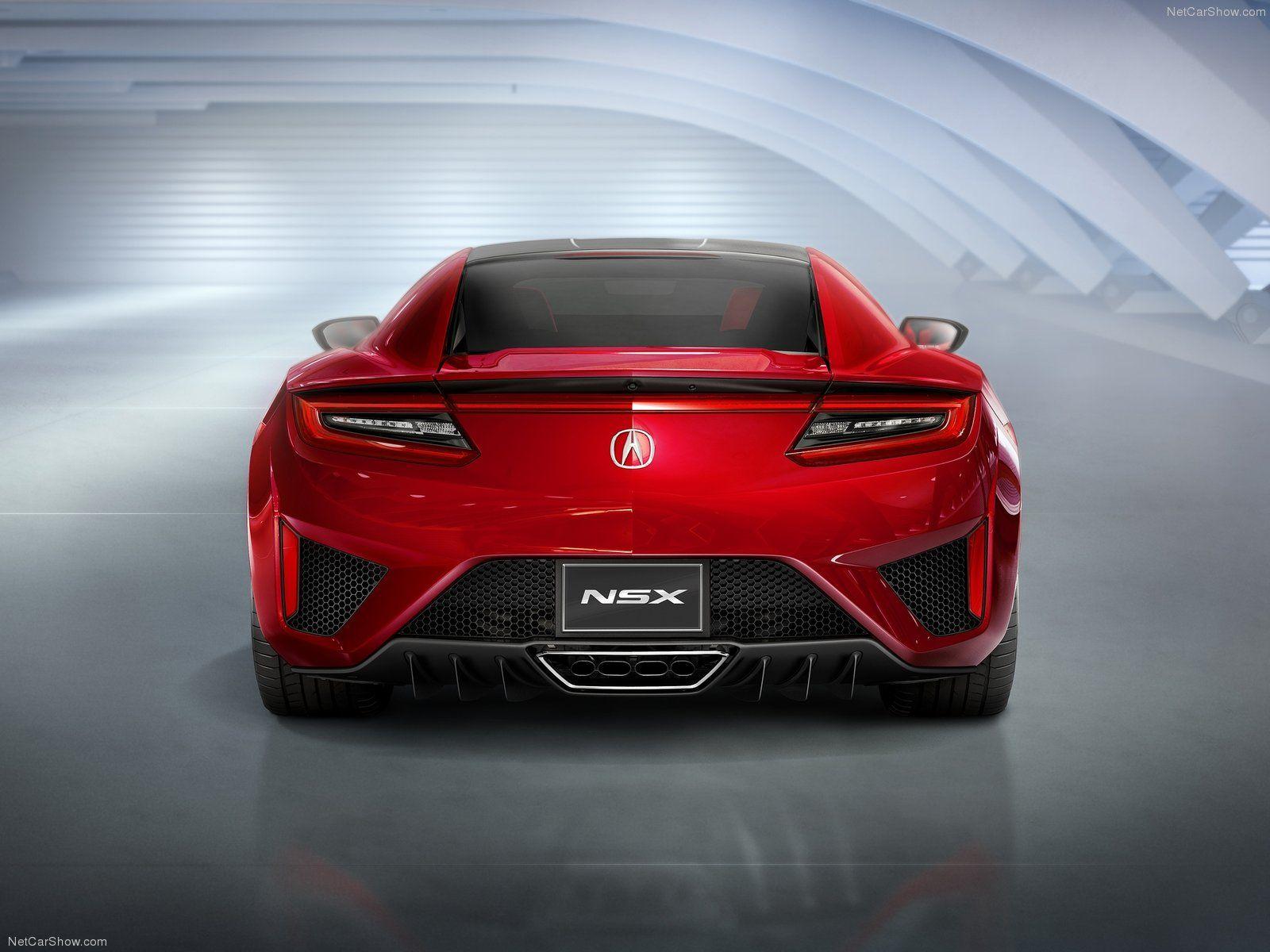 2016 Acura NSX Nsx, Acura nsx, Acura