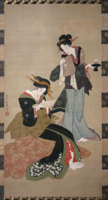 History of Art:The Art of Asia - JAPANESE PRINTS http://all-art.org/asia/japanese_prints/japan_art27.html