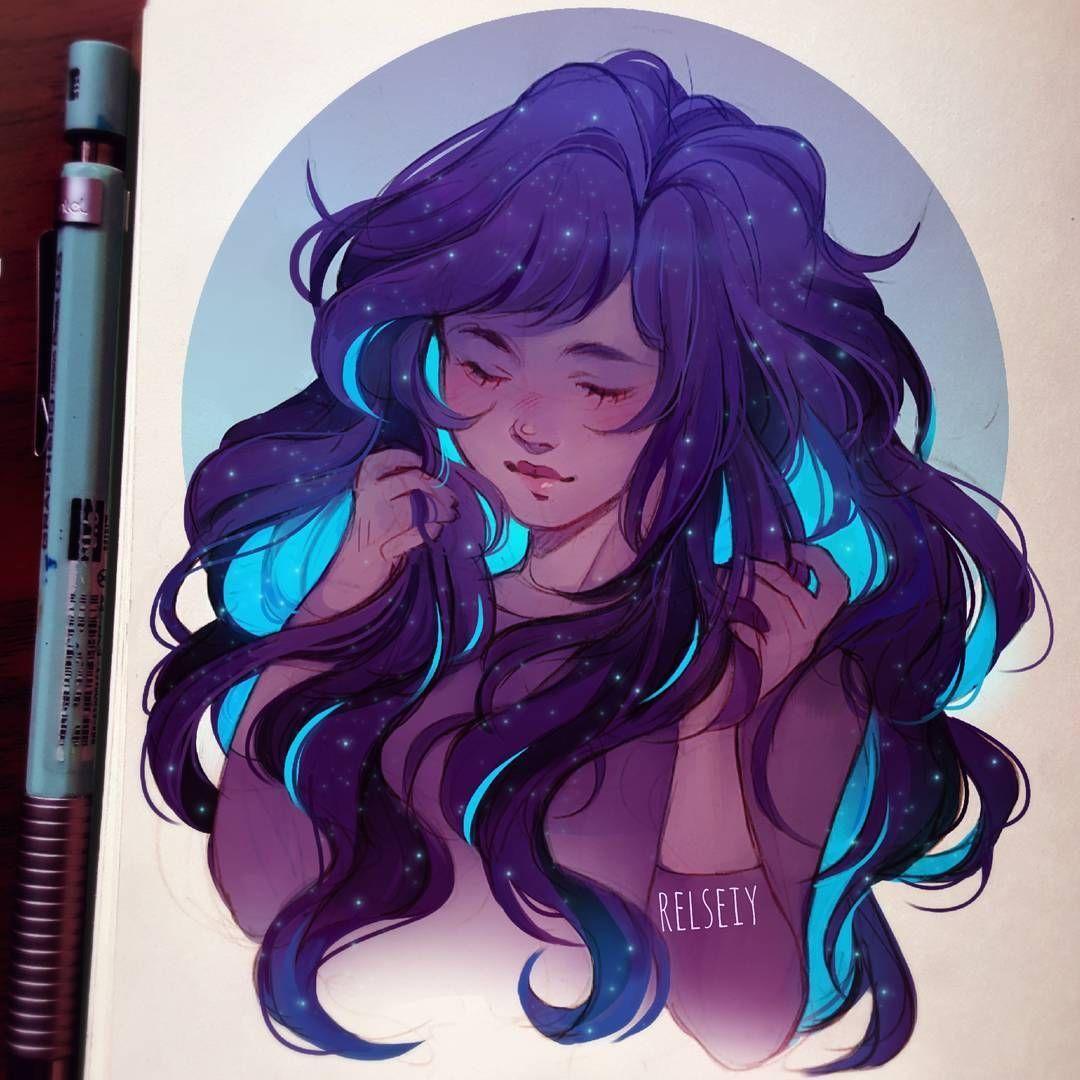 Drawing Hair Ideas In 2020 Art Pretty Art Drawings