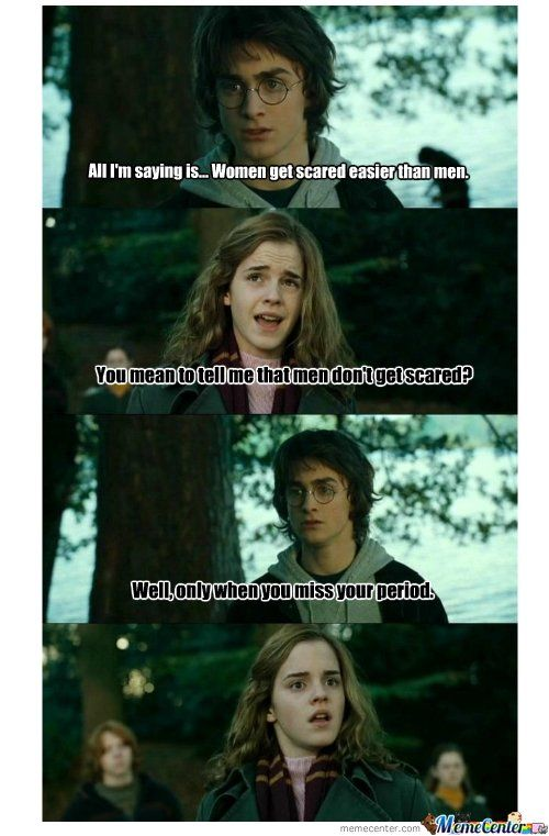 Funny Harry Potter And Hermione Memes : The joker funny memes google search harry potter