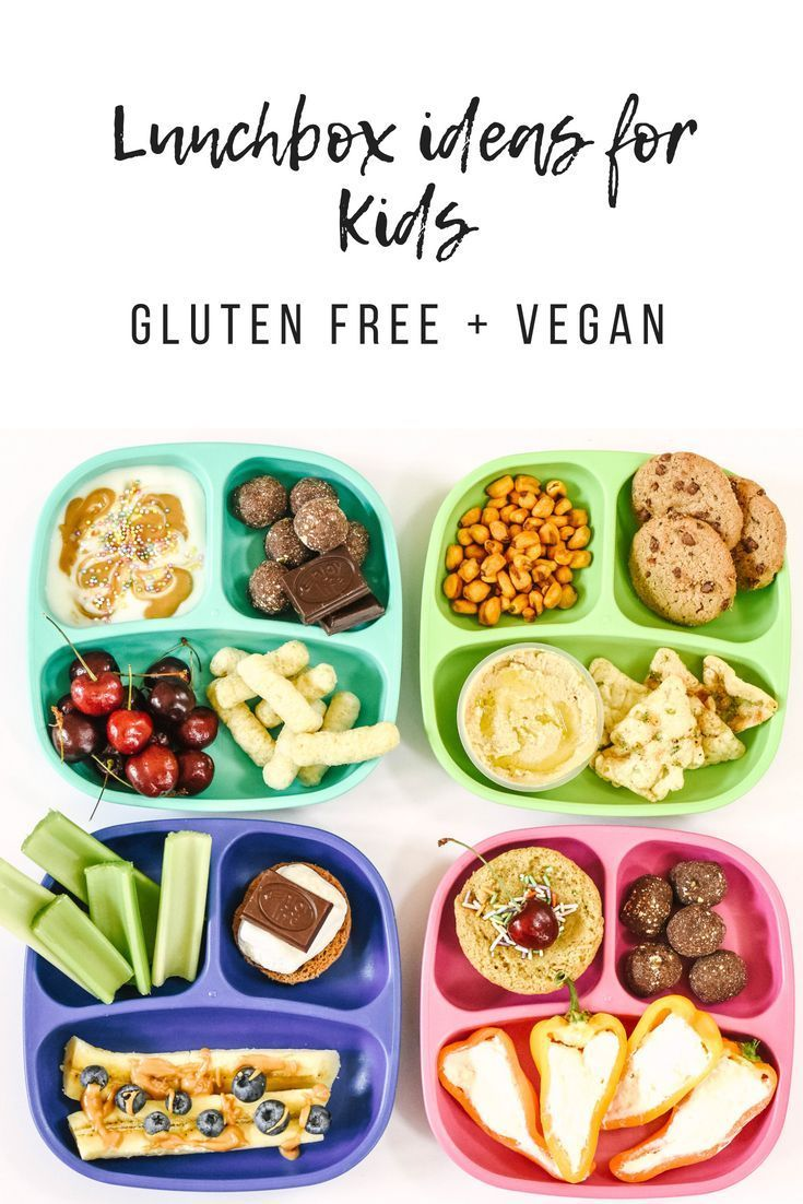 Lunchbox Ideas For Kids Simple Lunchbox Ideas Gluten Free
