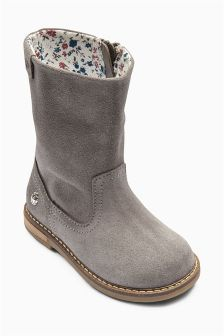 Clean Suede Boots (Younger Girls) | Kaylee the fashionista ...