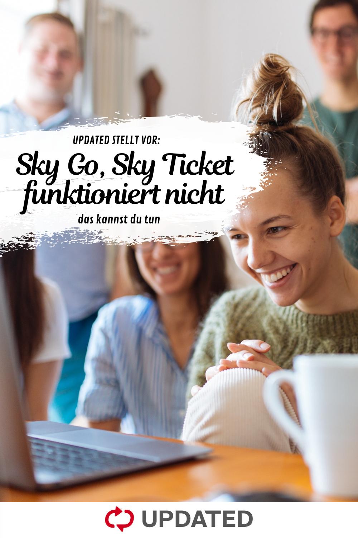 Wie Funktioniert Sky Ticket