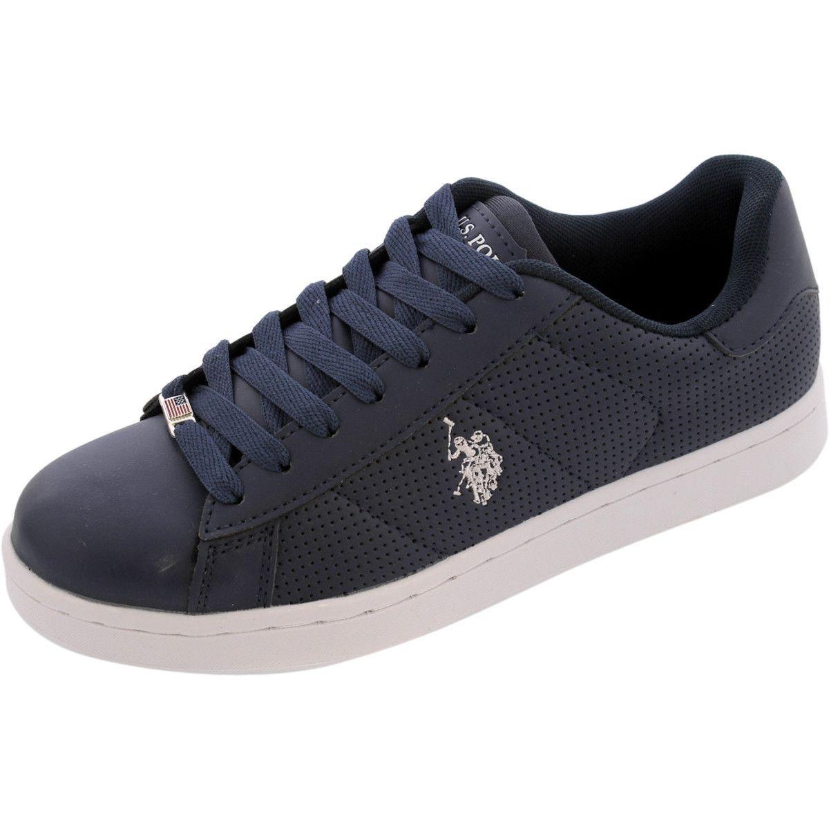 US Polo Assn. - Men's Montana U Perf Sneakers - Navy