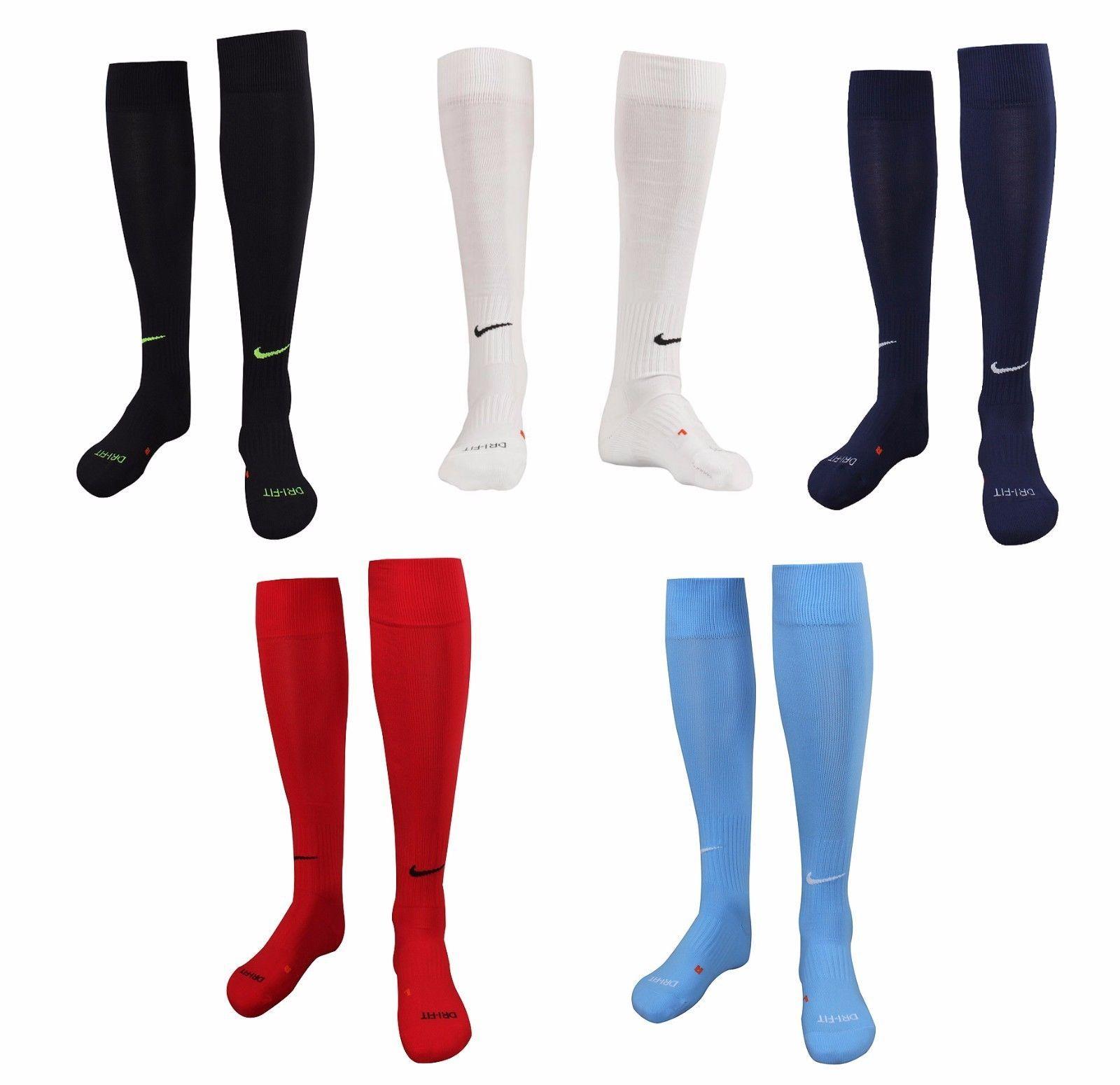 Nike Classic 2 Soccer Socks Football Sock Dri Fit 394386 5 Colors Soccer Socks Football Socks Nike Classic