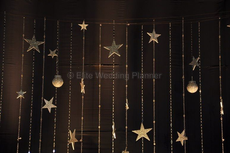 Wedding Stage Decoration Is The Most Important Aspect Of Indian Here Celestial Moon Theme Being First Post On Our Series