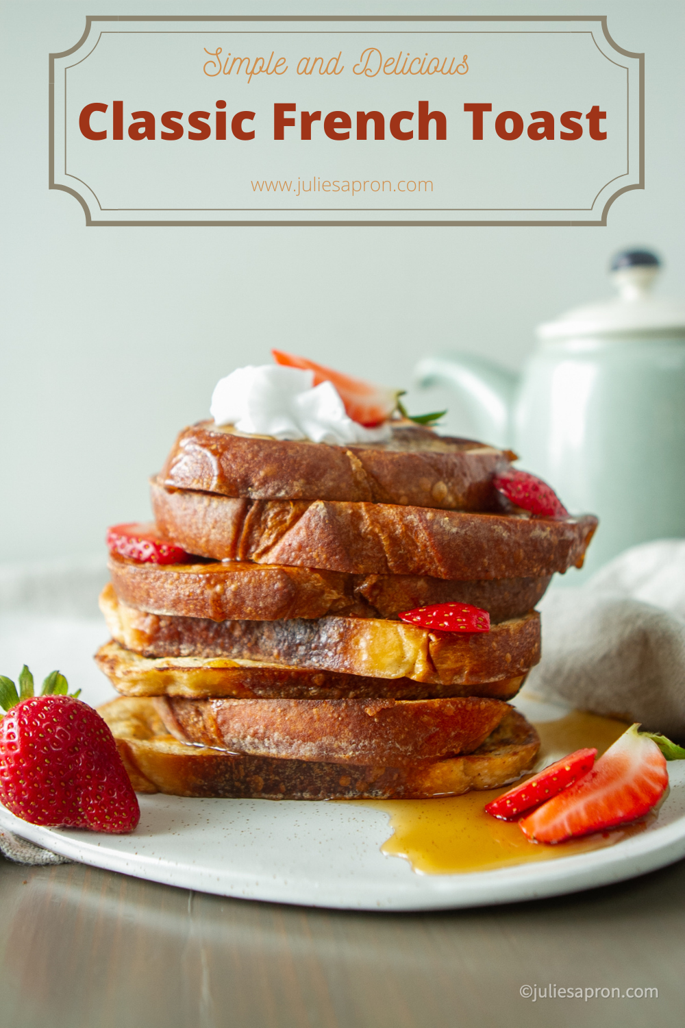 French Toast From Creativelosing 2 Sp 1 Sp Bread Egg Whites Almond Milk Cinnamon French Toast Breakfast Toast