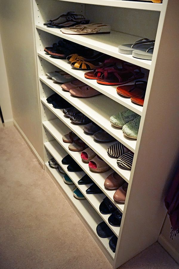 Keep Your Shoes Organized With Pax The Ikea Home Tour