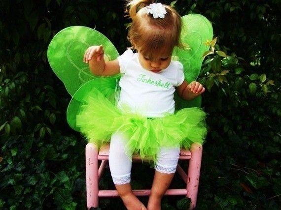 Sweet Things Kids ~ Tinkerbell Costume