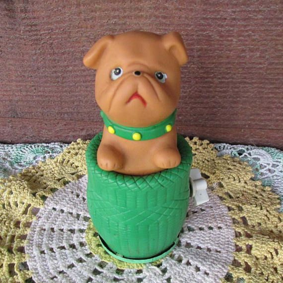 Antique Wind Up Toy Dog Lover Gift Dog Lover Gifts Vintage