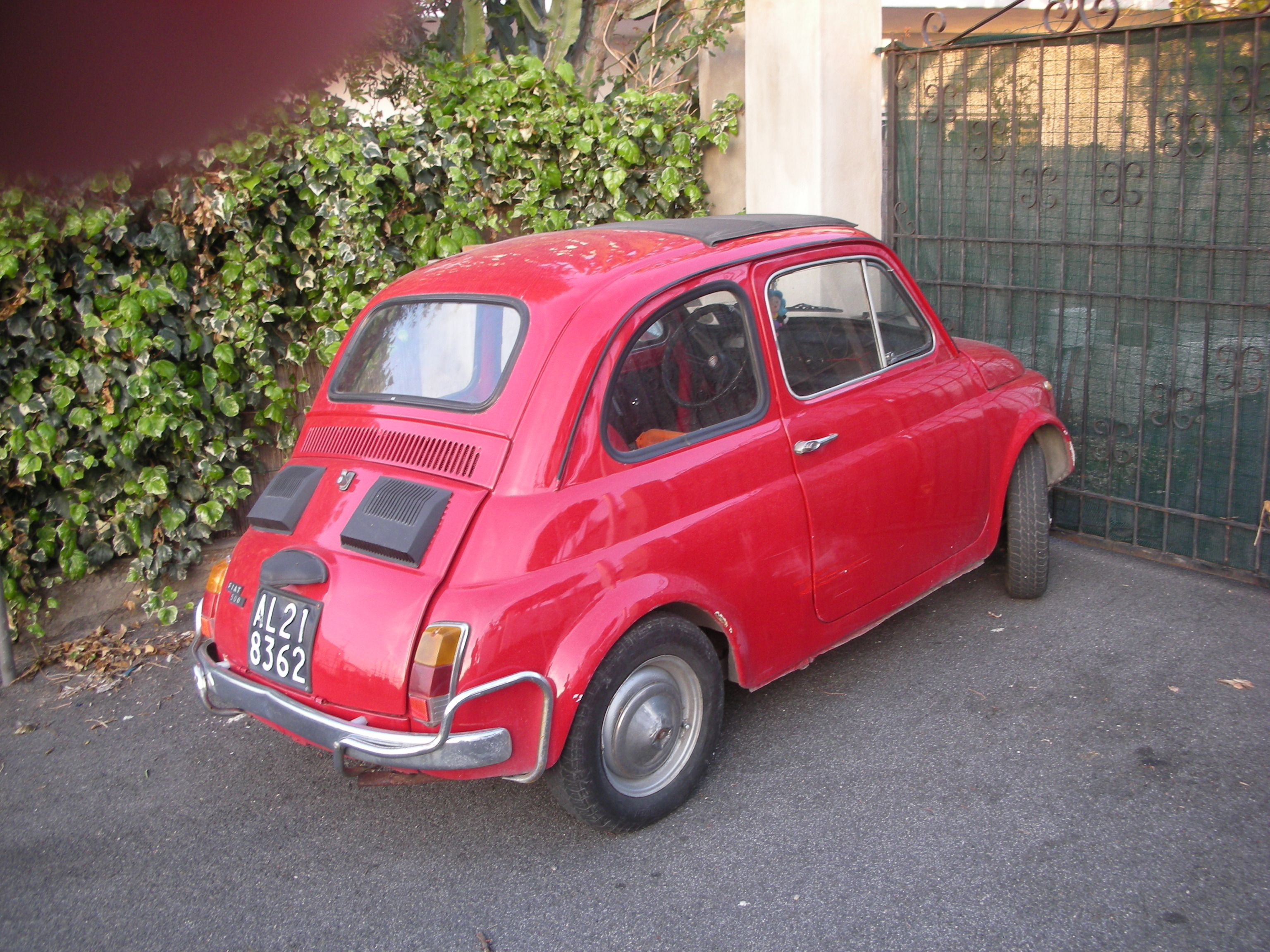 Italian cars are just as charming as their owners  Check out this