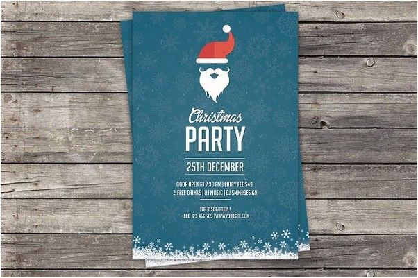Beautiful Invitation Flyer Templates  Template