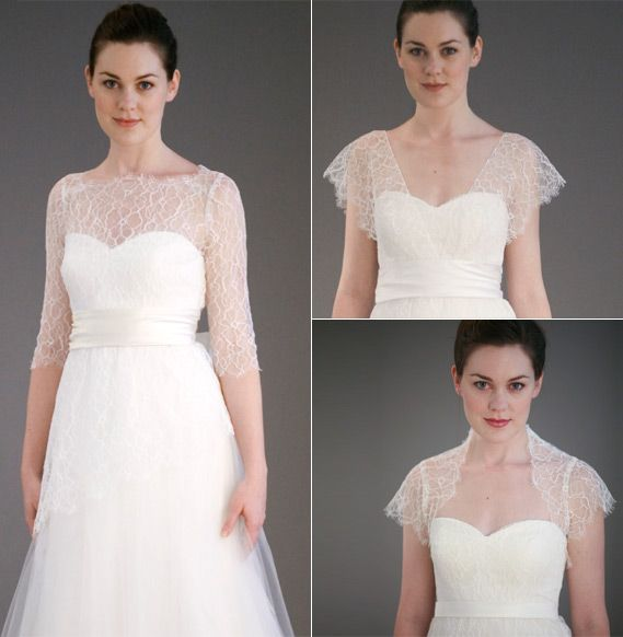 We currently have the lace cover-up pictured at the left and the ...