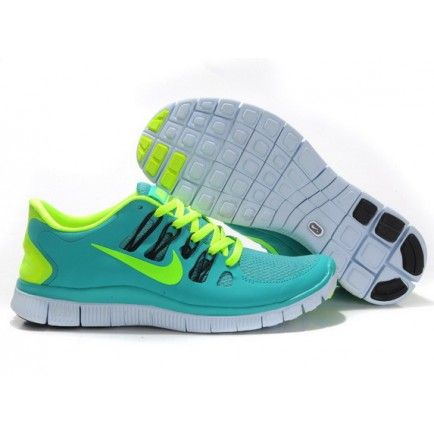 newest collection eae47 a044e Buy Nike Free 5.0 V2 Wmns Neon Green Sunderland