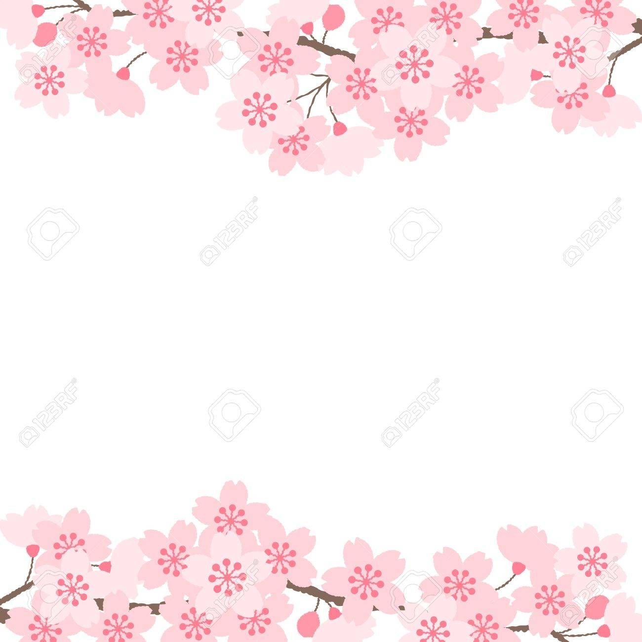 Cherry blossoms Illustration , #AFFILIATE, #Cherry, #blossoms, #Illustration