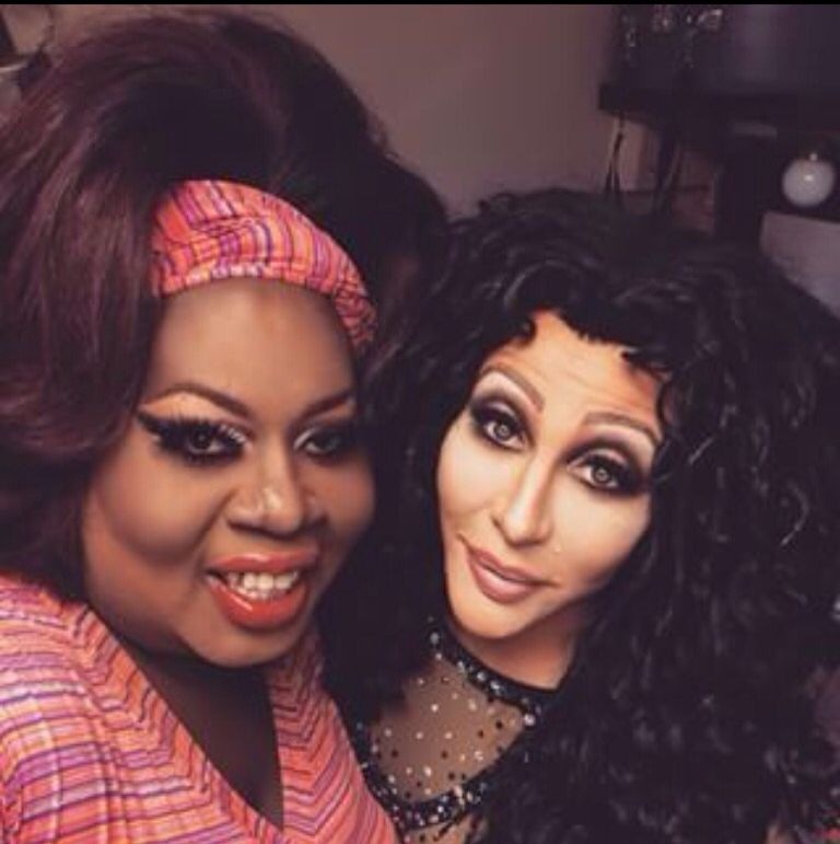 Latrice Royale, and Chad Michaels, RPDR4