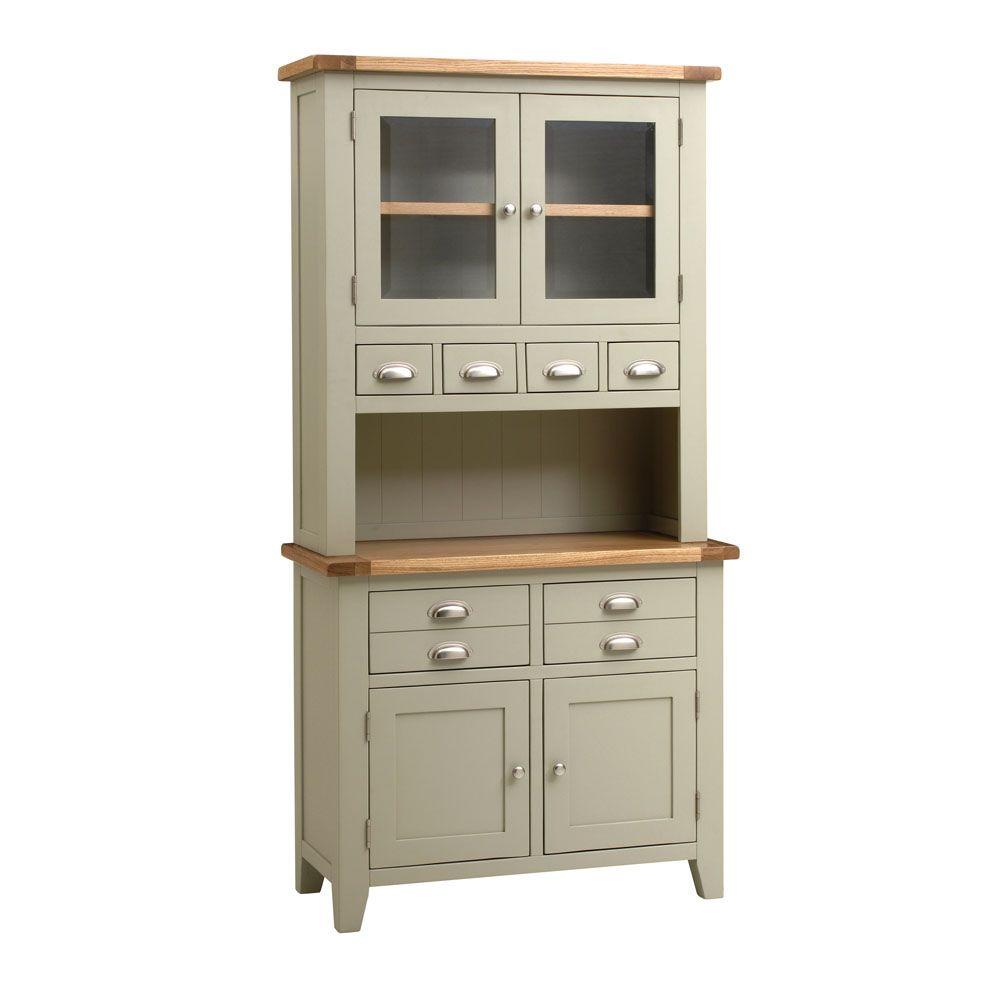 Caldecote French Grey Dresser