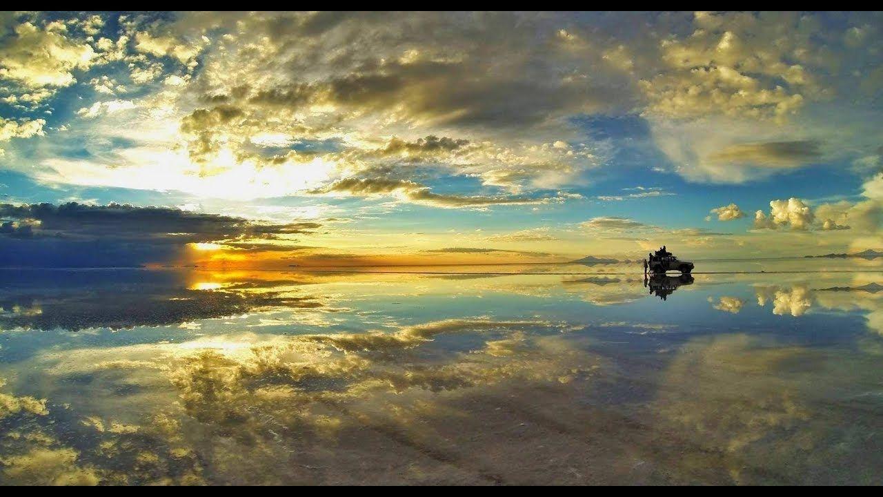 Largest Mirror On Earth Salar De Uyuni Bolivia A Tour