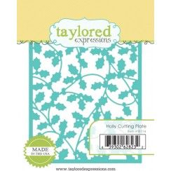 taylored expressions - Holly Cutting Plate