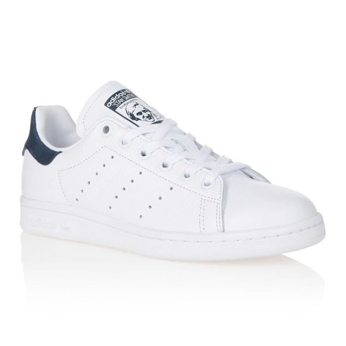 adidas originals baskets stan smith femme blanc