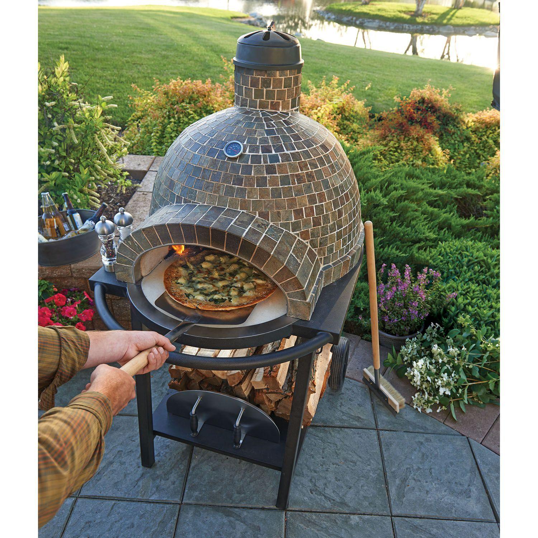 member u0027s mark wood fired pizza oven sam u0027s club things
