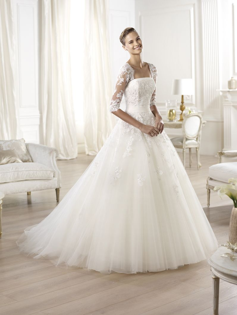 Ocantomore on onovias wedding dresses pinterest
